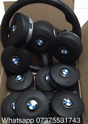 Bmw F10 F20 F31 F21 F22 F11 F07 F32 F25 F30 F15 M Sport Steering Wheel Airbagss