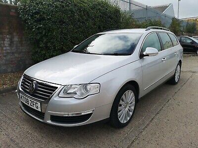 **Sold** 2008 '08' Volkswagen Passat 2.0 Tdi Highline Estate 140 Bhp 6 Speed