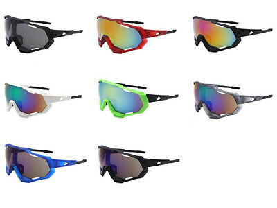 Mens Sports Cycling Polarized Sunglasses Outdoors Driving Eyewear Goggles UV400
