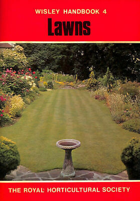 Lawns Wisley Handbook 4 by Pycraft, David