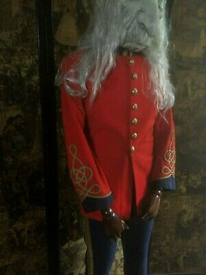 Antique/Vintage English National Opera Officers Uniform/Costume/Theatre 40 Ins