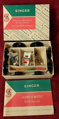 Singer 500a 503 Rocketeer Sewing Machine Front Nose Cover Door 172526