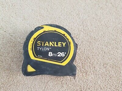 Stanley Tape Measure 8m/26'
