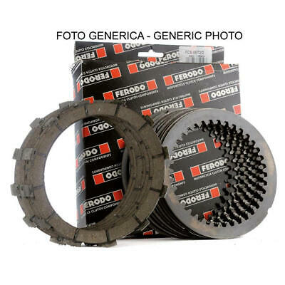 Série Complet Disques Embrayage Standard fcs0671/2 100288097 Ferodo Code
