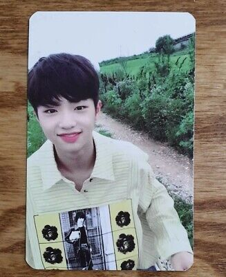 X1 1St Mini Album Official Photocard Ar Card Son Dongpyo Bisang Vers
