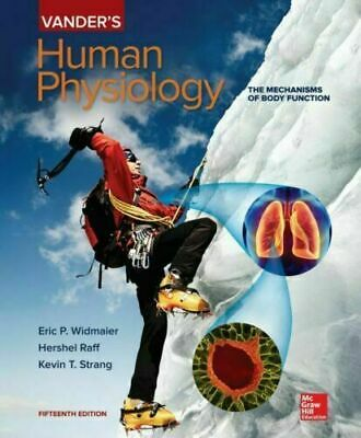 [P.D.F] Vander's Human Physiology by Eric Widmaier 15th Edition
