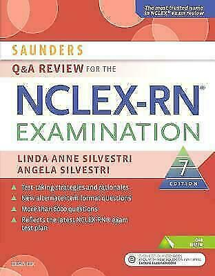 [P.D.F] Saunders Q & A Review for the Nclex-Rn® Examination, LAST EDITION 2017