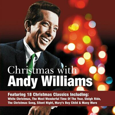 Andy Williams - Christmas With Andy Williams - Andy Williams CD D6VG The Fast