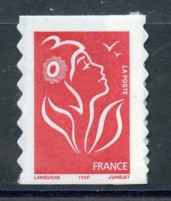 Stamp / Timbre France Neuf N° 3744 ** Marianne De Lamouche / Issus De Carnet