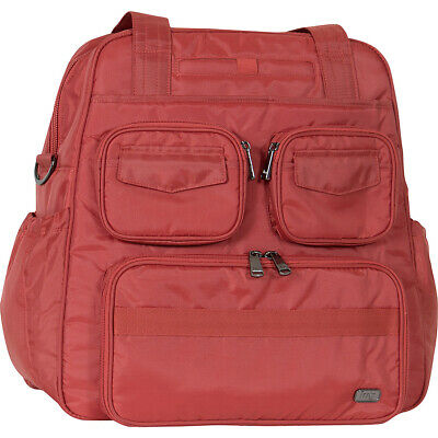 Lug Puddle Jumper Infinity Overnight/Gym Bag - Spice Travel Duffel NEW