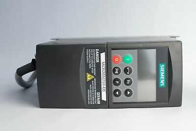 Siemens Micromaster 420 Inverter Drive 1.5kW 6SE6420-2UD21-5AA1 + EMC Filter