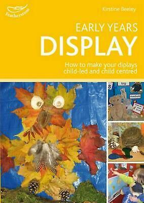 Early Years Display: Hundreds of ideas for displays which actively involve child