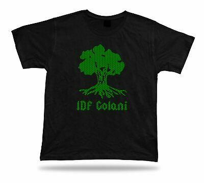Golani IDF Isaral army Defence Forces Tzahal Air Force t shirt navy commando