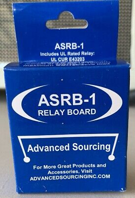 ASRB-1 Advanced Signaling Co Relay Board