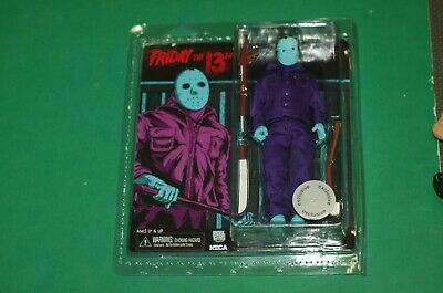 Jason Voorhees Friday the 13th horror 8bit NES figure statue Toys R Us NECA