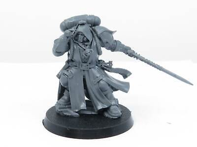 PRIMARIS VANGUARD LIBRARIAN - Warhammer 40K Space Marine Army Shadowspear