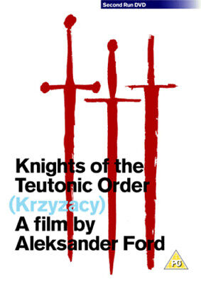 Knights of the Teutonic Order DVD (2006) Aleksander Ford cert PG Amazing Value