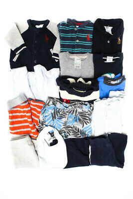 Ralph Lauren Splendid Boys Sweaters Tops Jackets Size 3M 3-6M 6M 6-12M OS Lot 16