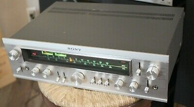 Very Rare ~STC-7000 SONY Integrated AM-FM Tuner Preamplifier - Wonderful Preamp