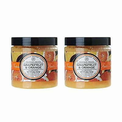 THE SOMERSET TOILETRY COMPANY LIMITED Tropical Fruits Grapefruit & Orange,