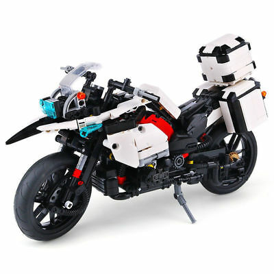 XingBao XB-03020 Easy Rider Motorcycle Building Blocks Toy Bricks Puzzle 853 Pcs