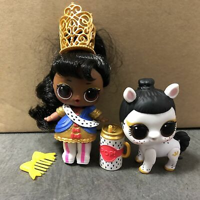 LOL Surprise Doll Her Majesty Doll & Neigh Majesty Hairgoals Toy Gift