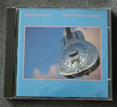 Dire Straits, brothers in arms, CD