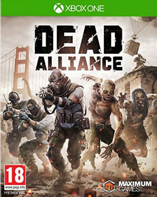 Dead Alliance (Xbox One)  BRAND NEW AND SEALED - IN STOCK - QUICK DISPATCH
