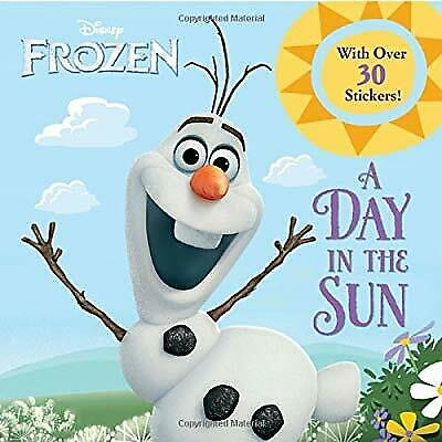 A Day in the Sun (Frozen (Random House)), Berrios, Frank, Used; Like New Book
