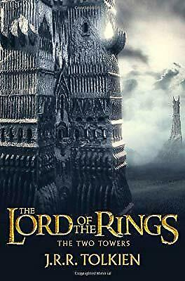 The Two Towers: The Lord of the Rings, Part 2, Tolkien, J. R. R., Used; Good Boo