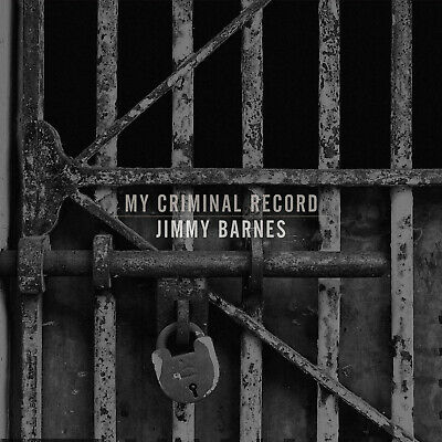 My Criminal Record (Deluxe) by Jimmy Barnes (CD)