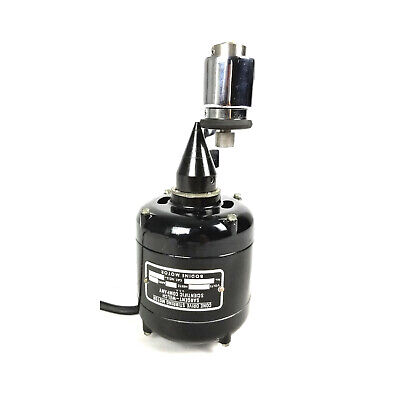 Sargent Welch Bodine Motor S-76445 Cone Drive Stirring Motor