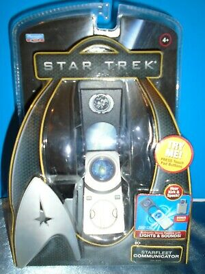 Playmates Toys Star Trek Starfleet Communicator