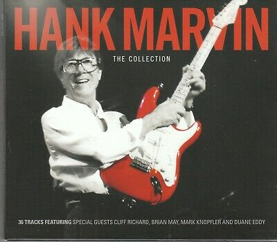HANK MARVIN (The Shadows) - The Collection [36 Tracks/2 CDs] (2015) Import MINT