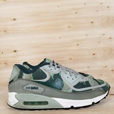 NIKE AIR MAX 90 Premium Tape Camo (599249 302) Men's Sz.13