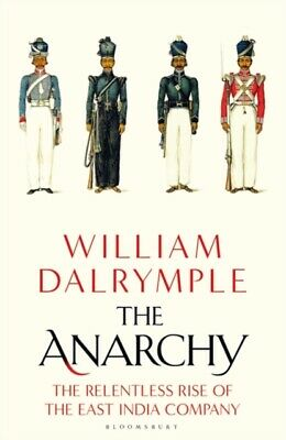 The Anarchy by William Dalrymple  9781408864371