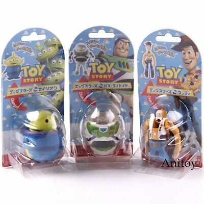 Toy Story Buzz Lightyear Alien Woody Action Figure PVC Collectible Model Toy