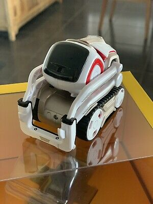 Cozmo anki kids robot white and red great condition