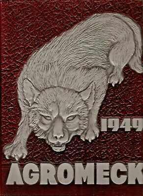 1949 Agromeck - NC State University Yearbook  - ALL NAMES IN LISTING!*