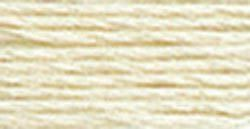 DMC 6-Strand Embroidery Cotton 8.7yd (12 Pack) - Cream