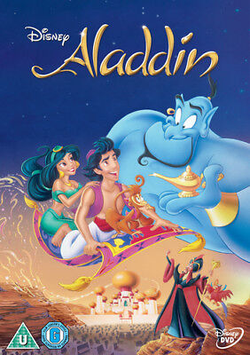 Aladdin DVD (2008) Ron Clements cert U ***NEW*** FREE Shipping, Save £s
