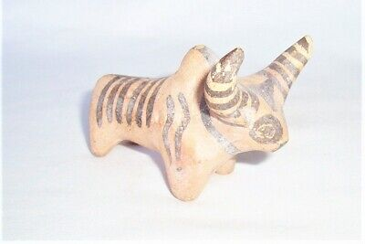 Pottery Indus Valley Zebu Bull