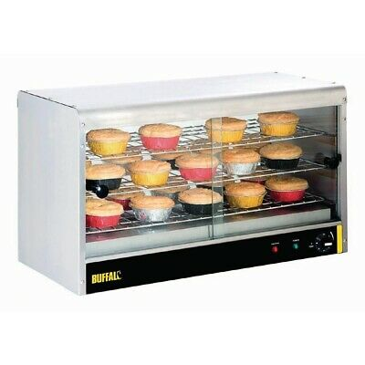 Fully Working Buffalo Food Warmer Model Gf455 Hot Pie Display Takeaway Cafe