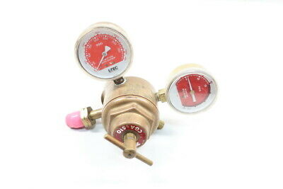 Purox CGA-510 R2047 Union Carbide Gas Regulator