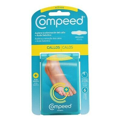 Maïs Dressings Compeed (6 uds)