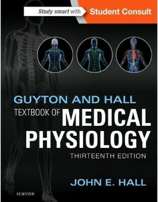 Guyton and Hall Textbook of Medical Physiology 13 Ed (P D F)