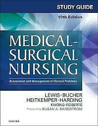 Study Guide for Medical-Surgical Nursing : Assessment and ( PDF*-*EPUB )