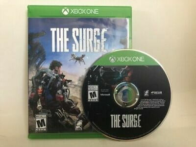 The Surge (Microsoft Xbox One, 2017) USA Seller