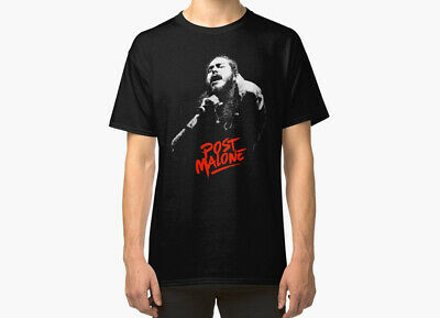 Post Malone Icon T-Shirt Men & Women, Post Malone T-Shirt Unisex