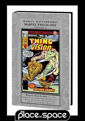 Mmw Marvel Two In One Vol 04 - Hardcover